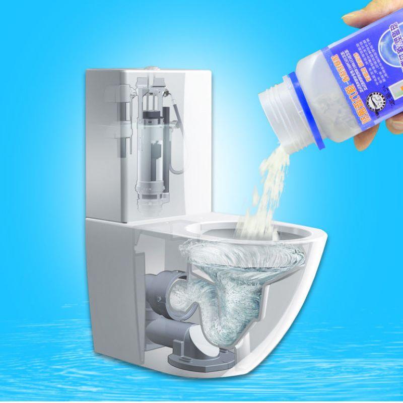 通下水道疏通器管道疏通剂强�K力厨房厕所①卫生间马桶堵塞防臭神器