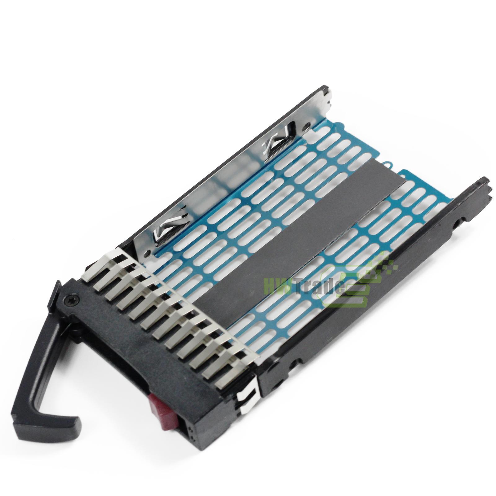 HP SFF 2.5/'/' HDD Drive Tray Caddy 371593-001 DL380 370 DL360 G5 G6 G7 SATA//SAS