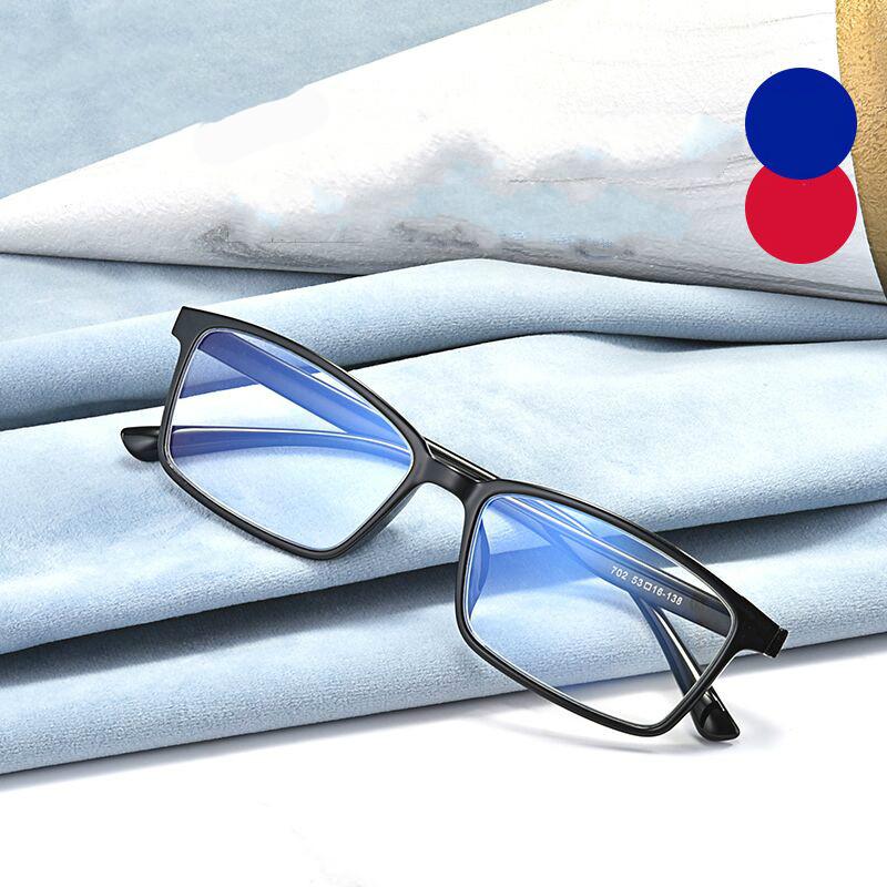高清防蓝光老花镜男日本进口时尚超轻老花眼镜女老人镜老光耐磨