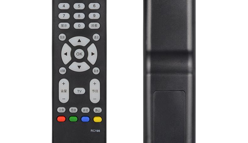 TCL 王牌液晶电视机遥控器 RC198 L26E19 L32M9B L32F19 L37E9BD商品详情图