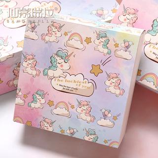 Бессмертный стебель швейцарский тянуть ins творческий 38 женщина женщина фестиваль день рождения подарок большие ящики, подарочные коробки корейский хорошо простой подарок, цена 216 руб