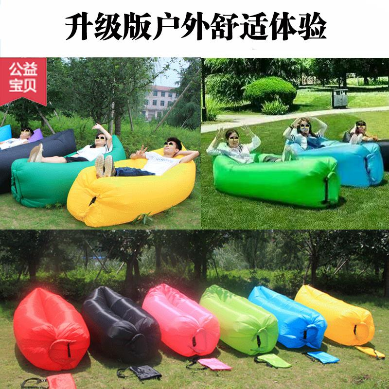 Water Bed Water Deck Inflatable Hammock Floating Row Floating Cushion Air  Cushion Single Student Swimming Equipment