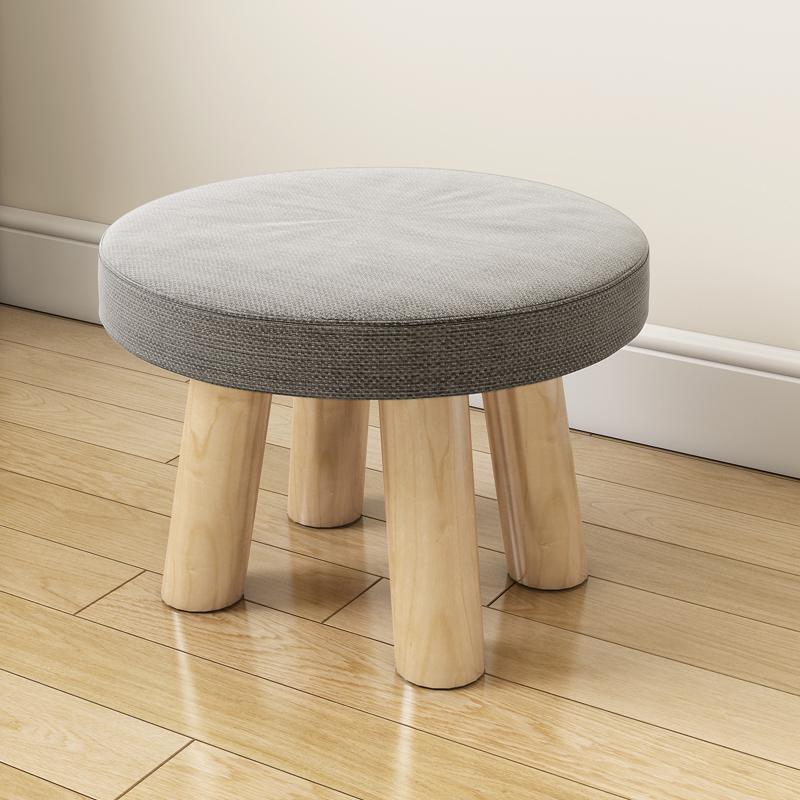 儿童可爱凳可拆洗圆形创意蘑菇凳子