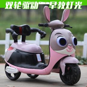Электромобили детские,  Новый младенец младенец ребенок электромобиль мотоцикл трехколесный велосипед. мужской и женщины ребенок аккумуляторная батарея автомобиль может сидеть может поездка большой размер дети, цена 1856 руб