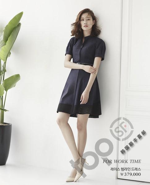 韩国代购 BEANPOLE 专柜正品 BF5239003A BF5239003H 15休闲外套