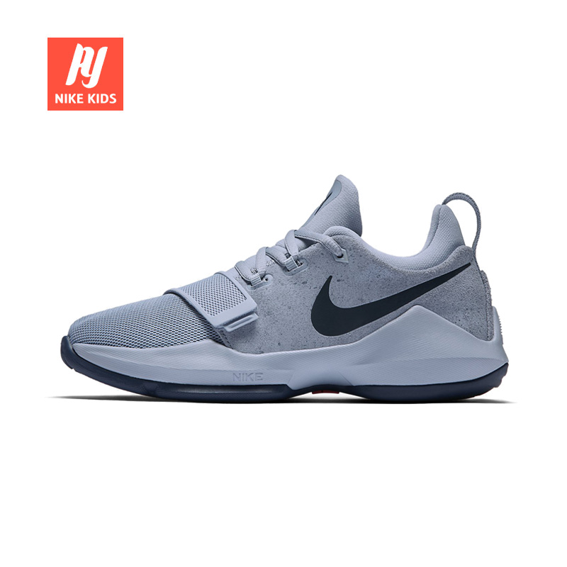 new style ce98d d2a54 Nike children's shoes 2018 Winter new PG1 GS Paul George 1 generation  breathable men and women sports basketball shoes 880304