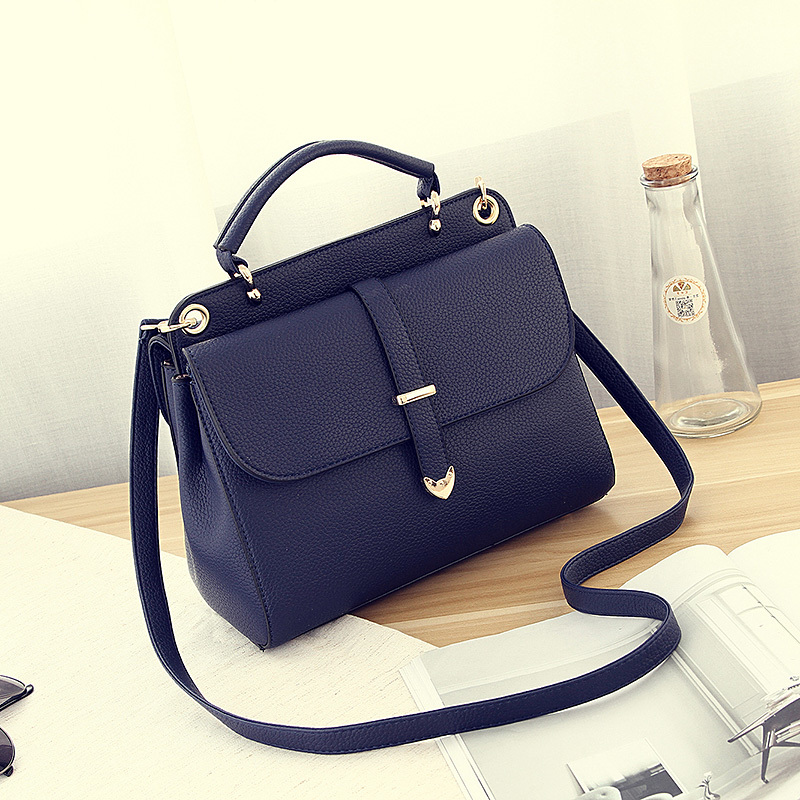 b19668b4b70f Bag female 2018 new wave Korean version of the wild Messenger shoulder  shoulder messenger bag student simple handbag fashion handbag