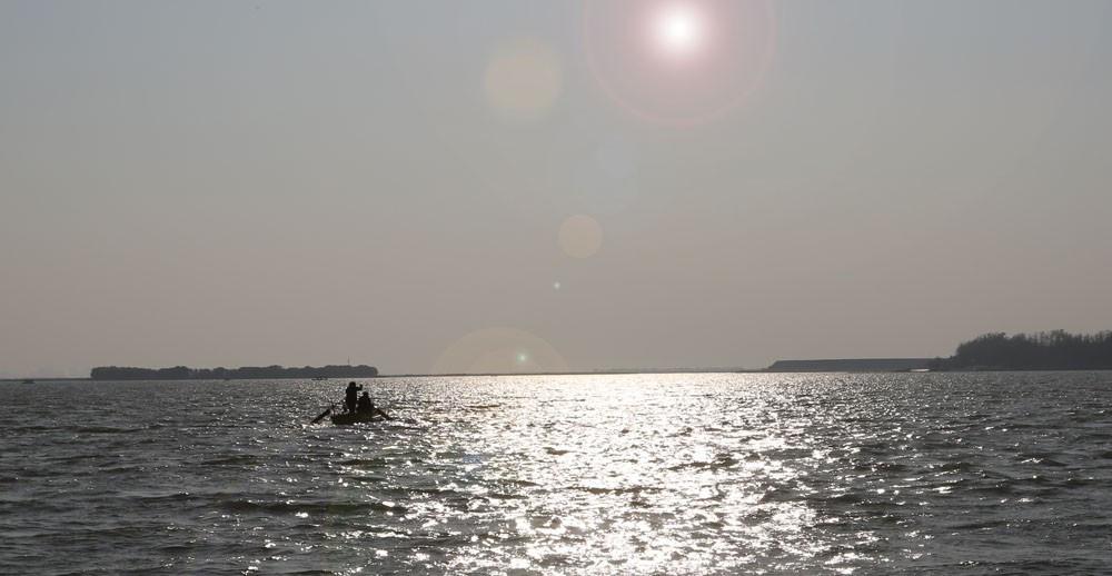 """""""华北明珠""""第二大淡水湖是这里!"""