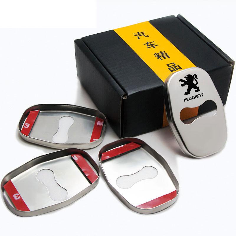 Ốp bảo vệ móc cửa Peugeot 3008 all new và 5008 - ảnh 5