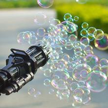 【网红爆款】加特林吹泡泡玩具枪