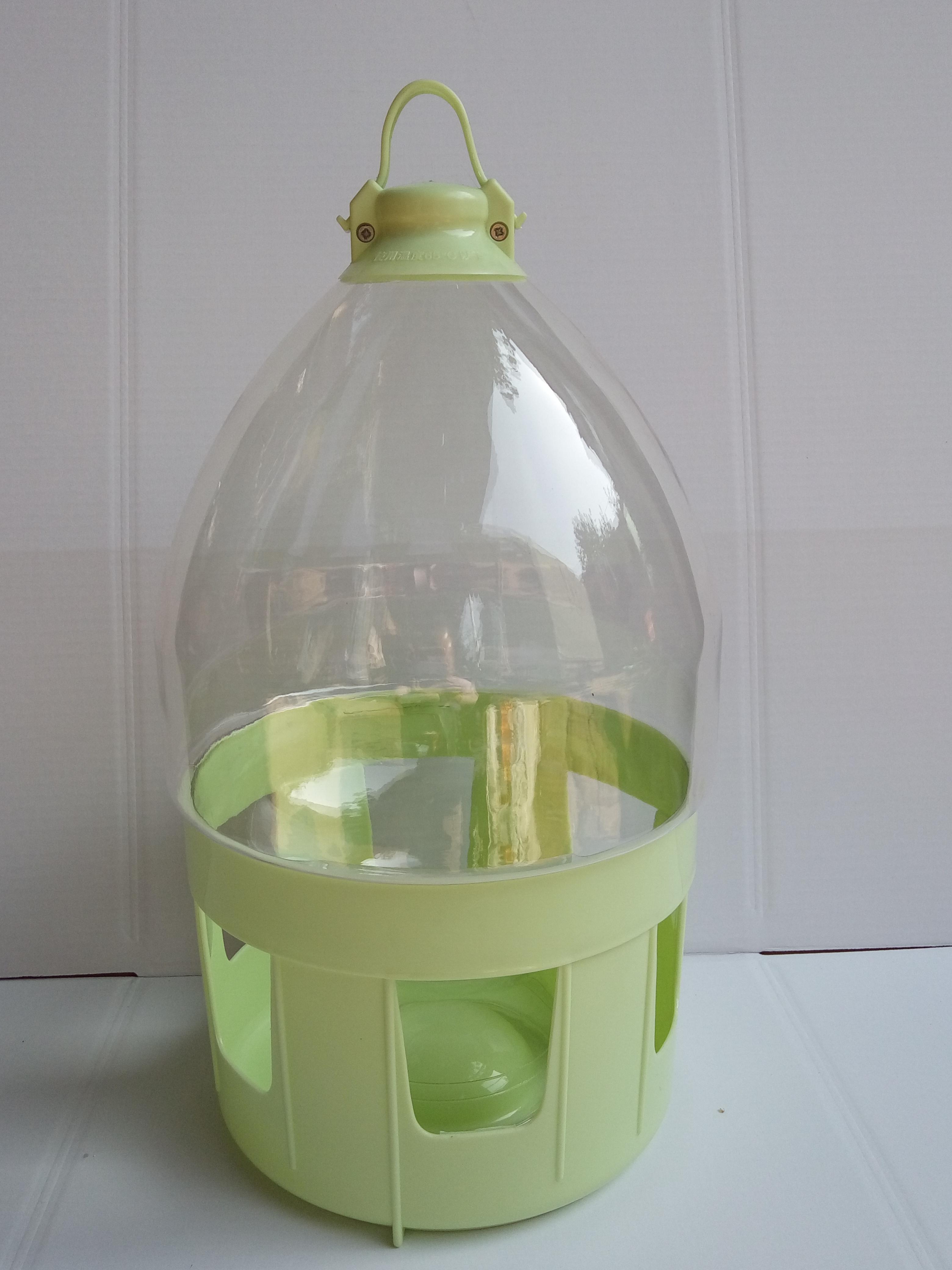 4 литра прозрачный утепленный Случайный цвет