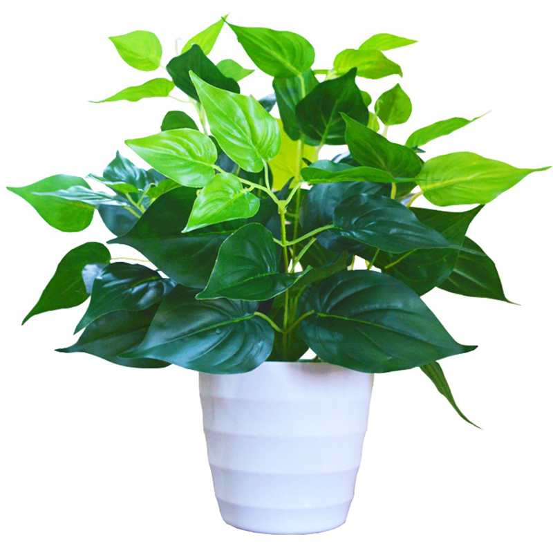 simulation plant fake plant green indoor and outdoor decorative