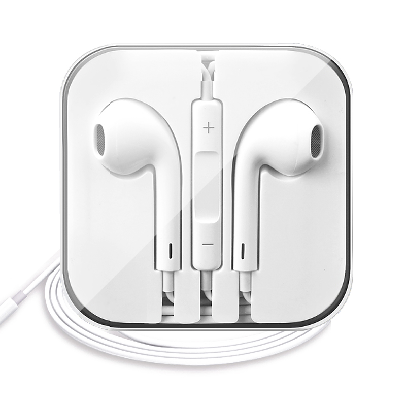 Universal Apple Headphones vivo Millet In-Ear Phone Earphones Wired with Mai Men and Women Kuman Huawei