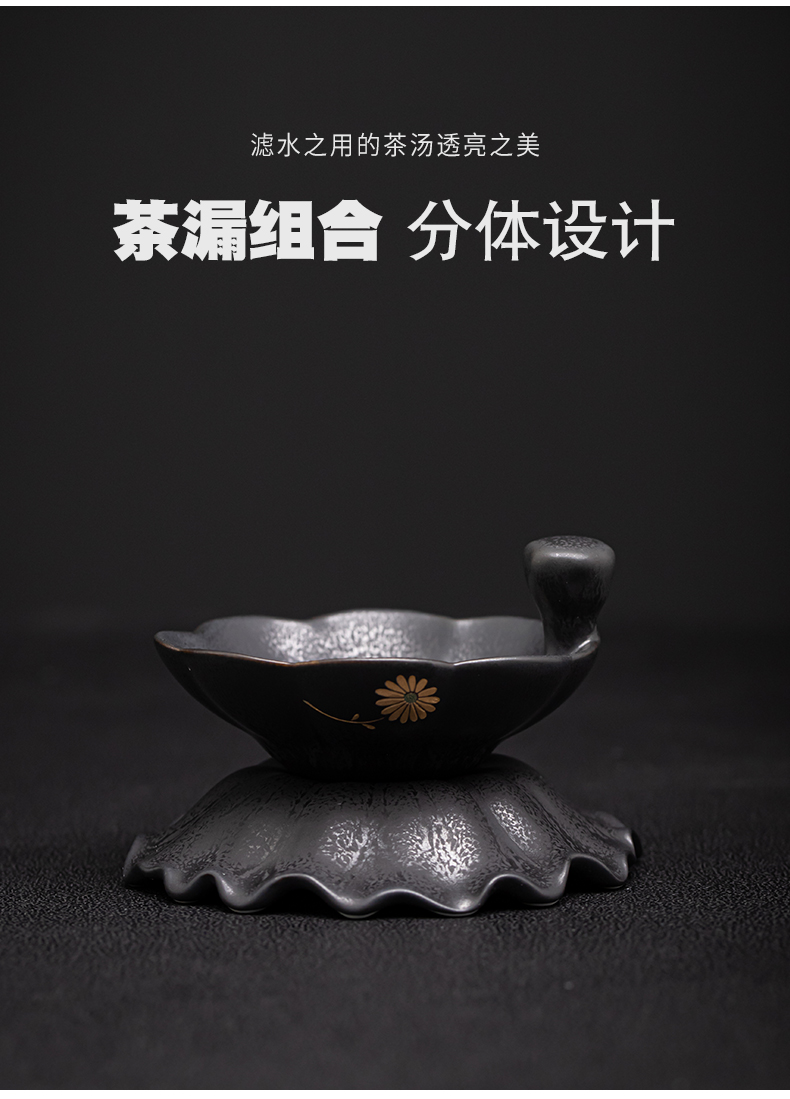 Pick flowers coppering. As silver kung fu tea set the teapot teacup tureen jingdezhen ceramic tea set home office set tea service