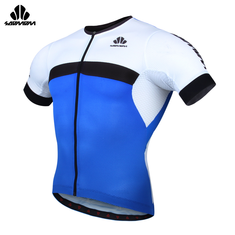 USD 60.63  Sumo Lance SOBIKE men s summer short-sleeved riding suit ... 614c0b7a5