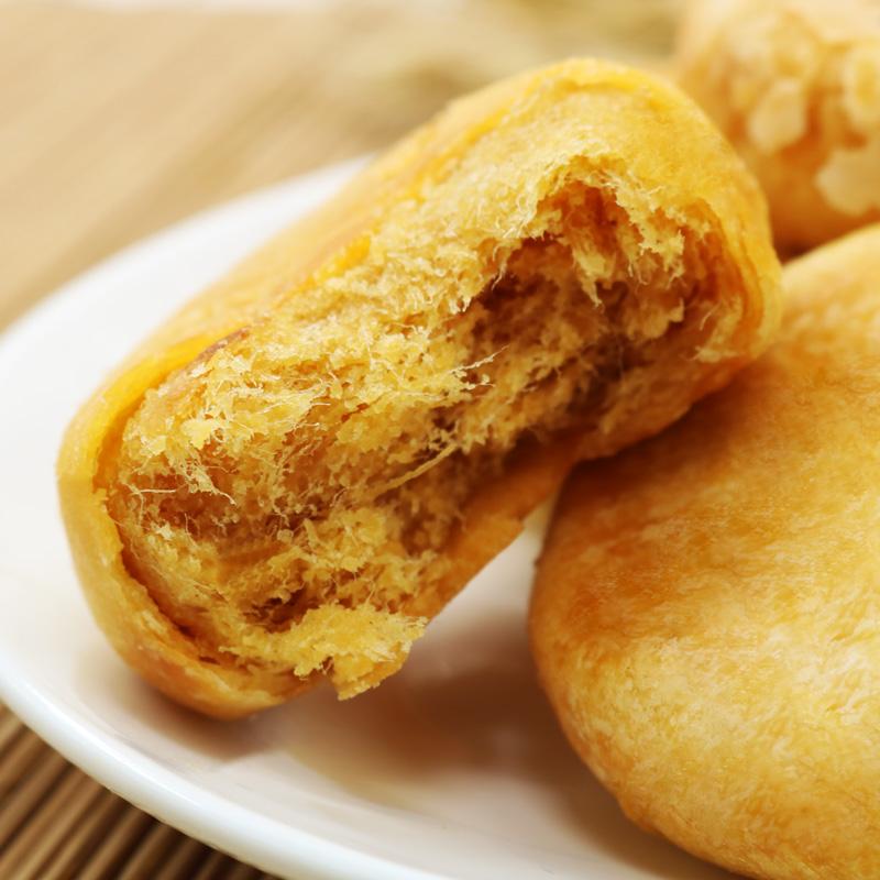 友臣肉松饼1.25kg整箱闽南传统特产早餐休闲零食糕点散装肉松面包_天猫超市优惠券