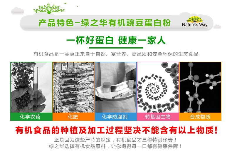 nature's way澳洲佳思敏益生菌豌豆蛋白粉 家庭营养补充蛋白质 ¥298.00 产品系列 第4张