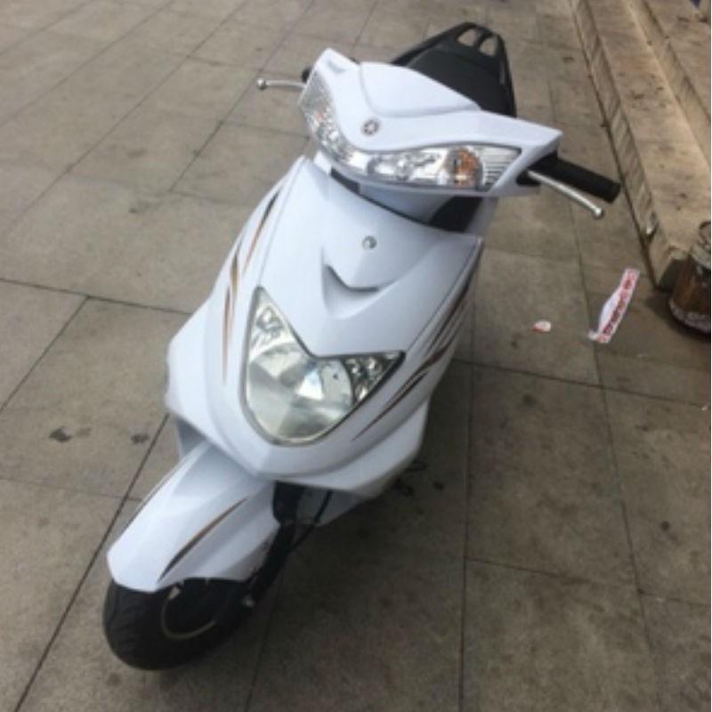 大迅鹰外壳摩托车踏板车改装外壳全套通用配件前围烤漆车壳塑料件