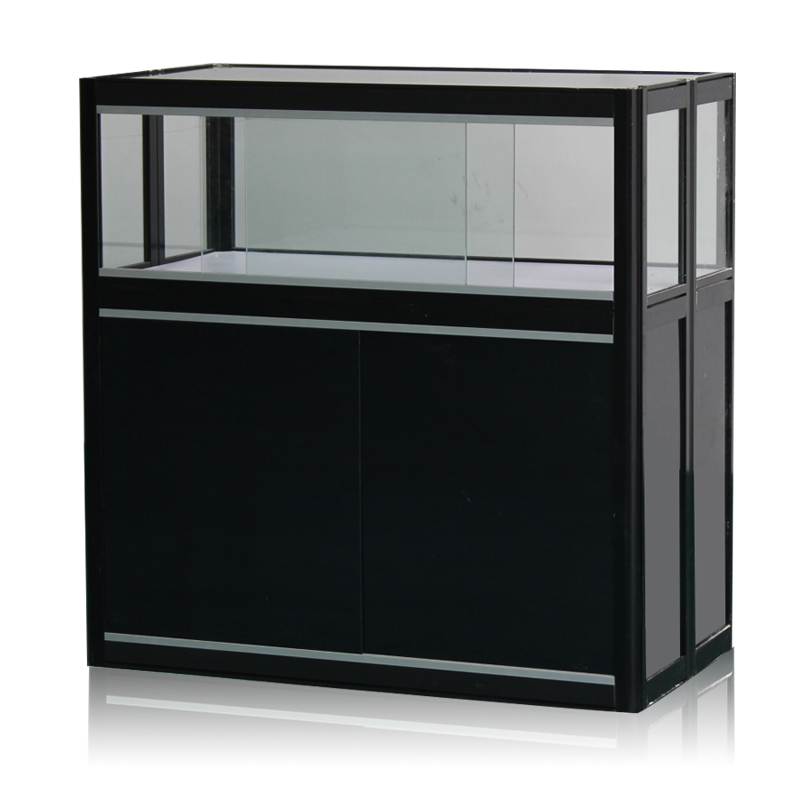 Portable Exhibition Cabinet : Exhibition foldable counter mobile phone counter portable display