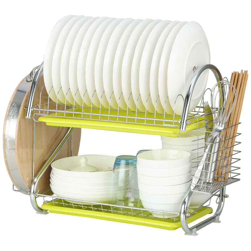 Dish rack drain rack kitchen supplies home drying dish rack plate dishes tableware chopsticks storage box ...  sc 1 st  eBuy7.com & Dish rack drain rack kitchen supplies home drying dish rack plate ...