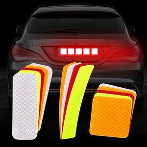 汽车反光贴夜光安全遮挡划痕多功能