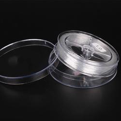 【购物家官网】透明水晶弹力线串珠耐磨穿琥珀玛瑙DIY松紧手链佛珠文玩线手串绳