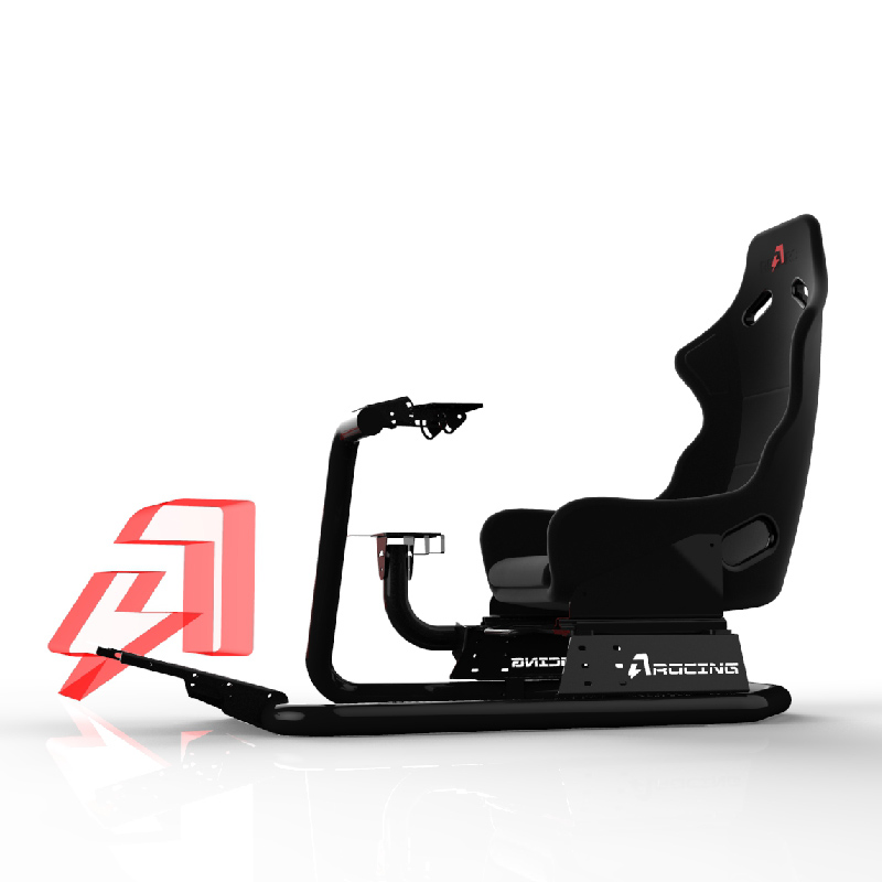 df66e7fdccf ... AZRACING simulation racing steering wheel bracket seat  T500/TX/T300/CSW/G29