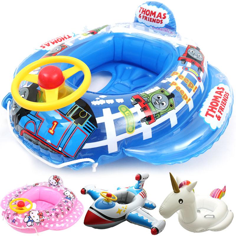 Томас ребенок плавать круг ребенок сиденье ребенок ребенок сидения мальчик девушка газированный игрушка спасательный круг