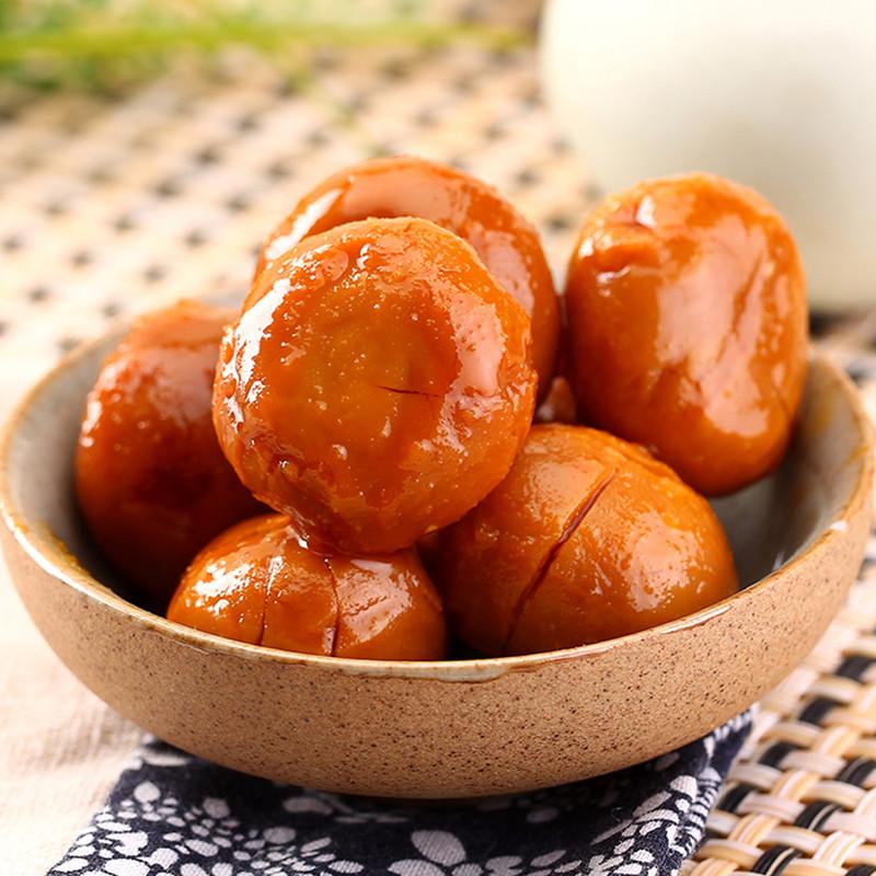 广西北海北部湾海四方农家土特产烤咸海鸭蛋黄即食20枚包邮鸭蛋黄