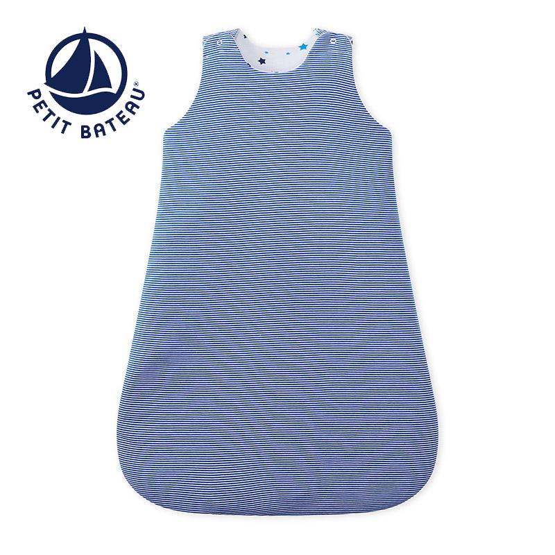 Thuyền buồm nhỏ của Petitbateau bán quần áo trẻ em mới cho bé trai túi ngủ bé trai túi ngủ 27395 - Khác