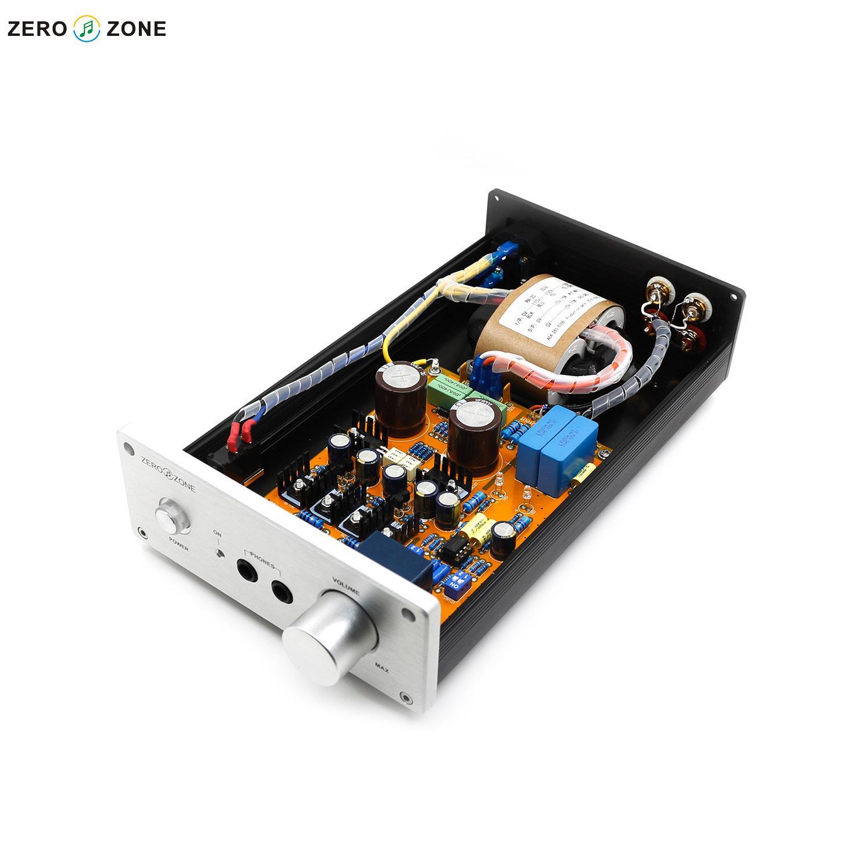 Headphone Class A Amplifier