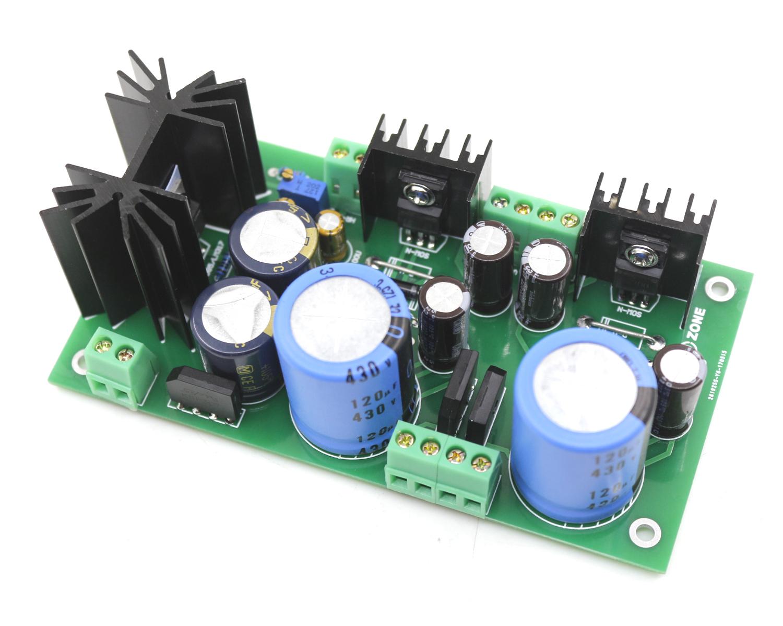 Tubes Assembeld Ground Grid gg Preamplifier PSU Board Transformer