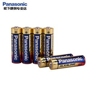 【松下】5号AA碱性电池LR6高性能