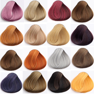 2019 hair dye female self-dyed plant pure milk black tea-colored foam blue black paste natural pop color look