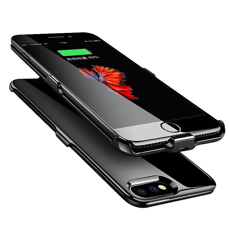 苹果11背夹充电宝6s超薄iphone7plus一体充8手机壳XSMAX专用11promax电池xr大容量6sp原装SE