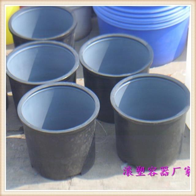 [Thùng nhựa quay] 800L mầm đậu thực phẩm thùng 0,8 khối nảy mầm thùng 0,8 tấn trống thủy sản - Thiết bị nước / Bình chứa nước