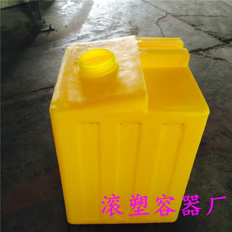 [Bình nhựa xoay] Bình đựng nước công cụ 200L Máy cấp nước 0,2 khối nhỏ bình chứa nước ngang 200 lít - Thiết bị nước / Bình chứa nước