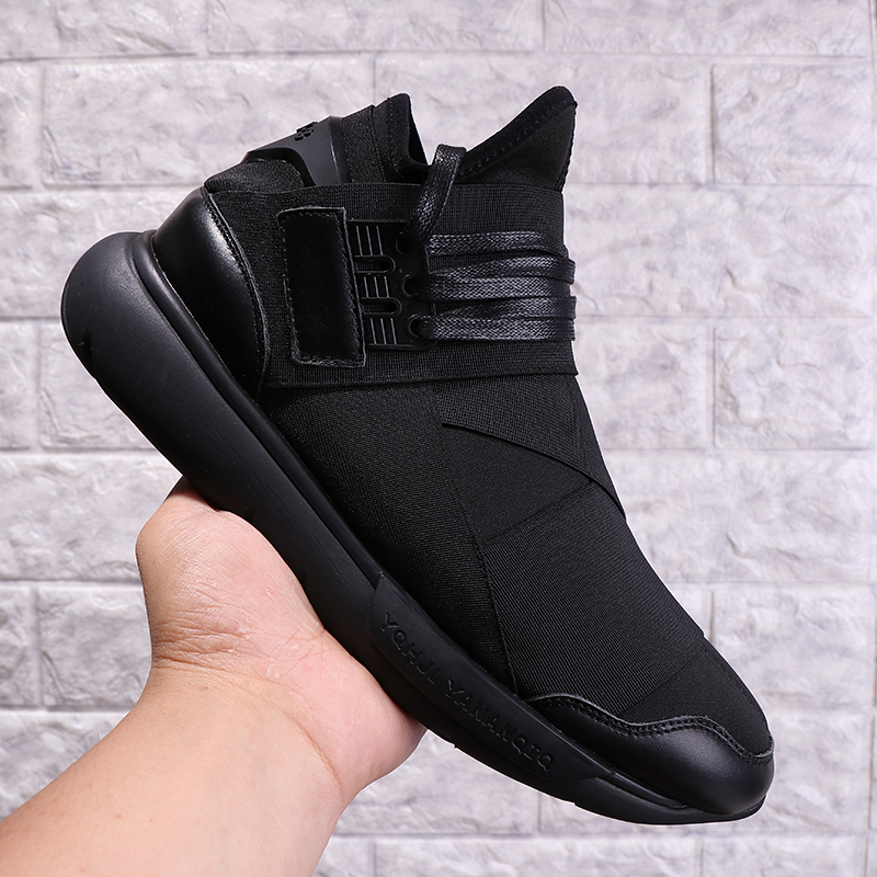 Autumn ADDS y-3 black warrior men s shoes y3 leather sports casual shoes  women s running 4d85fd016c