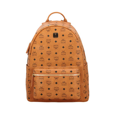 MCM imported backpack unisex nailless STARK medium MMK6SVE28 Germany