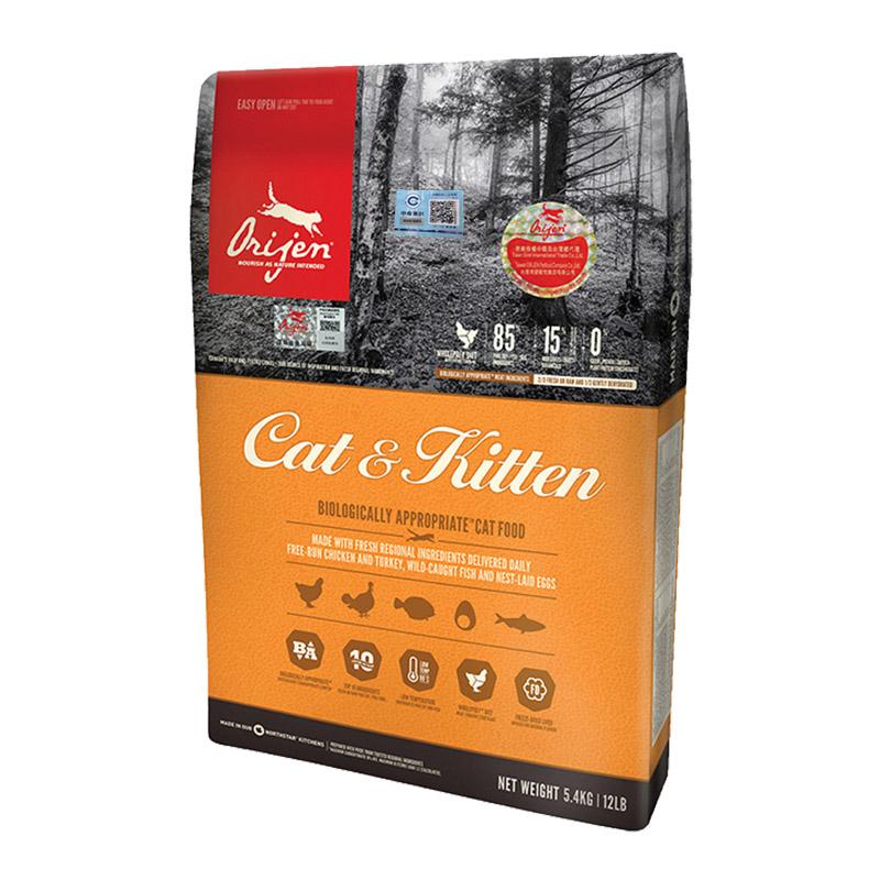 渴望无谷鸡肉猫粮5.4kg