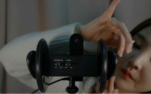ASMR助眠视频的流行