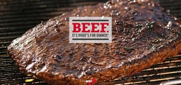 牛肉协会通过asmr吃播的方式宣传活动
