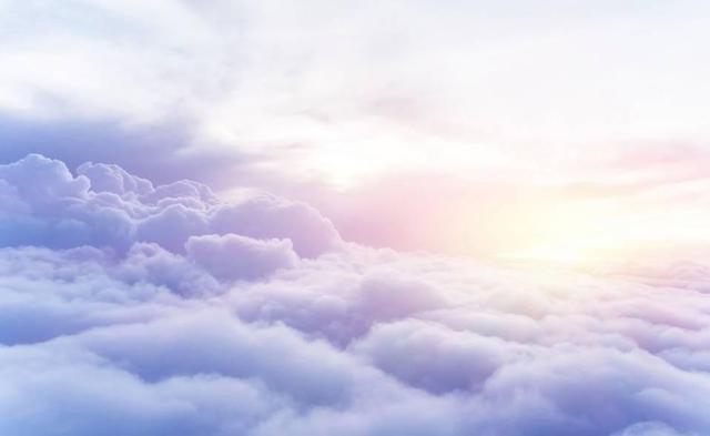 减压-云彩冥想-呼吸不同的云彩