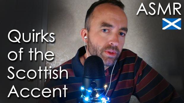 采访一名传递苏格兰风情的ASMR视频艺术家Muzz