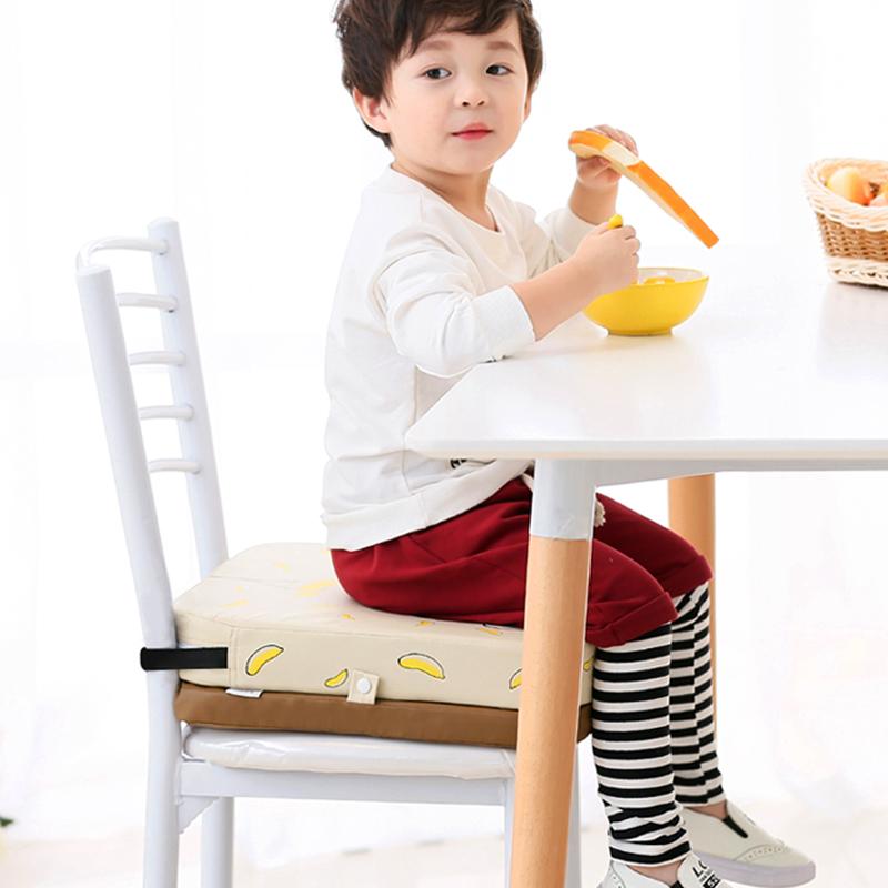儿童增高坐垫椅垫学生宝宝加厚椅子垫子餐椅垫一体卡通座椅垫四季,免费领取10元淘宝优惠卷