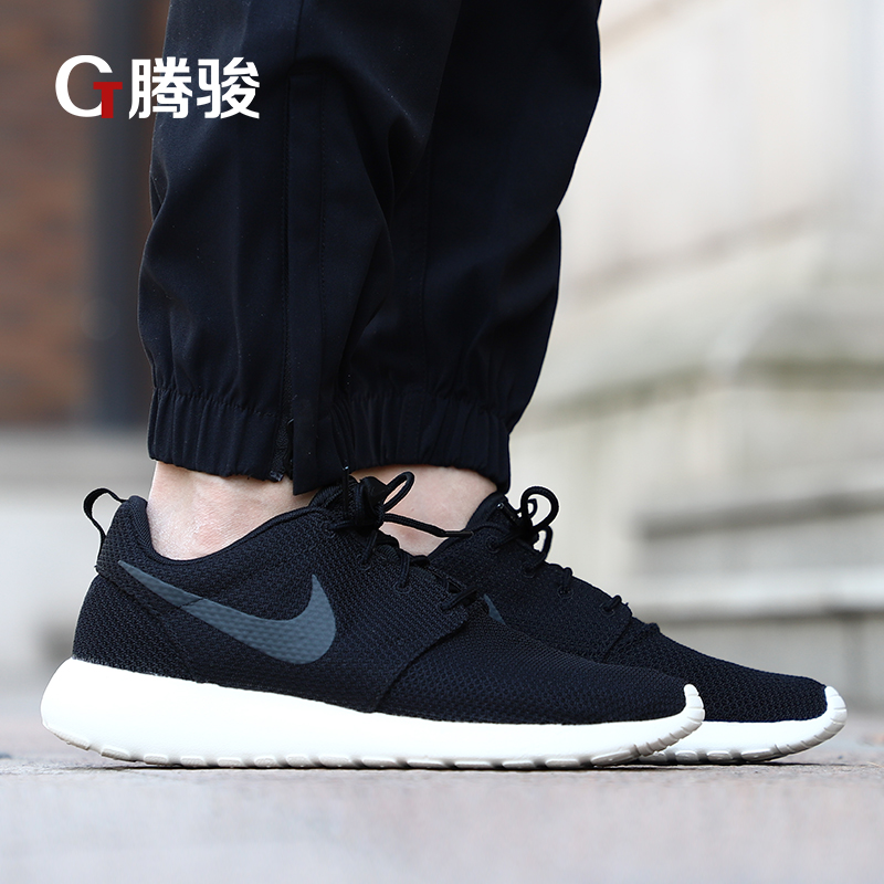 1691e6d840acac Teng Jun Nike Men s shoes spring ROSHE ONE 2019 new casual running shoes  breathable shoes 511881