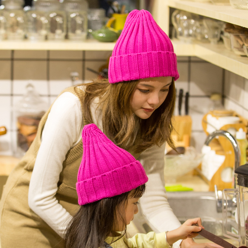 ... winter children s nipple Hat Girls knitted wool cap boy warm tip. Zoom  · lightbox moreview · lightbox moreview · lightbox moreview · lightbox  moreview ... c63007ead7a1