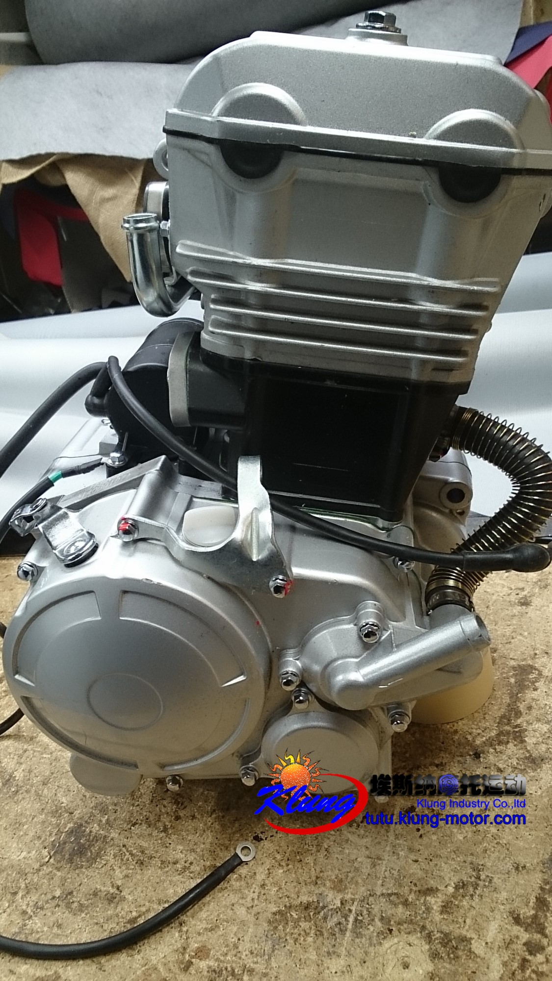 300cc 173 22KW motorcycle engine