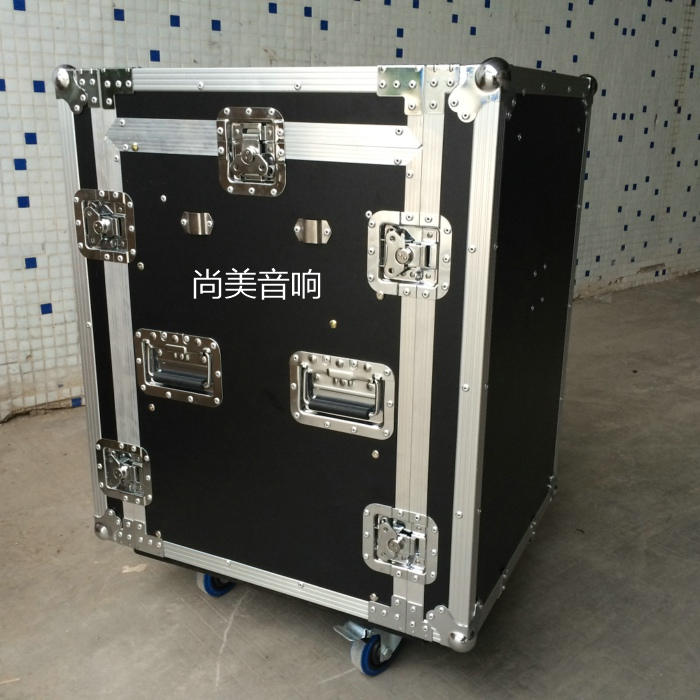 USD 159.17] Factory Direct Selling price 16U air box Two door ...