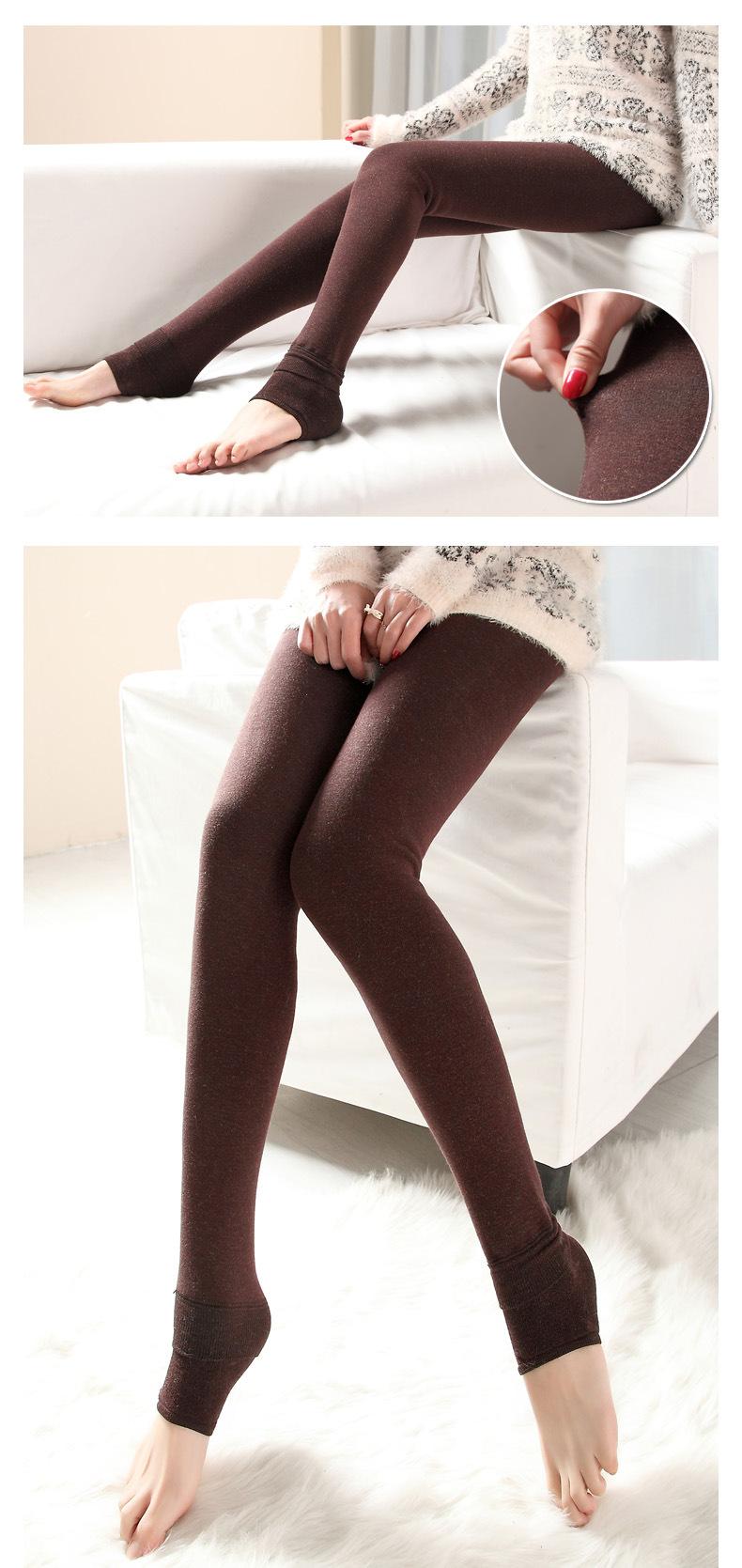 Pantalon collant jeunesse K960 en coton coloré - Ref 773900 Image 38